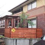 愛犬家が作ったフェンス & サンルーム【ウエスタンレッドシダー施工例 s20201202-1】